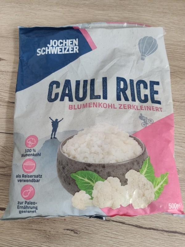 Cauli Rice, Blumenkohlreis von Sirry | Hochgeladen von: Sirry