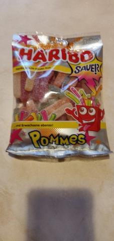 Haribo  Pommes von MADmanOne | Hochgeladen von: MADmanOne