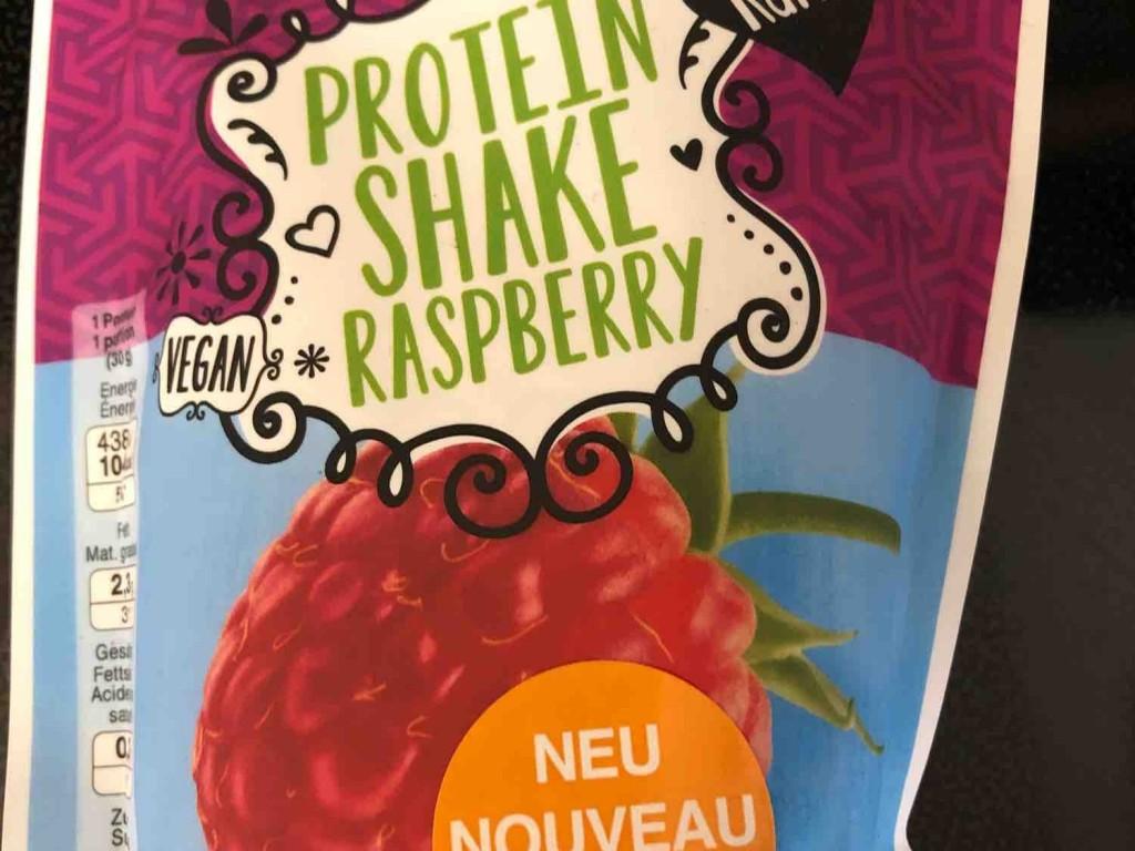 protein shake raspberry, vegan von lucira | Hochgeladen von: lucira