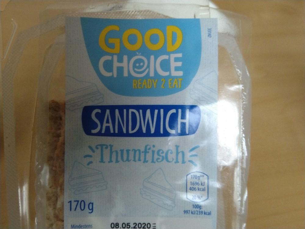 Thunfisch Sandwich von cat94   Hochgeladen von: cat94