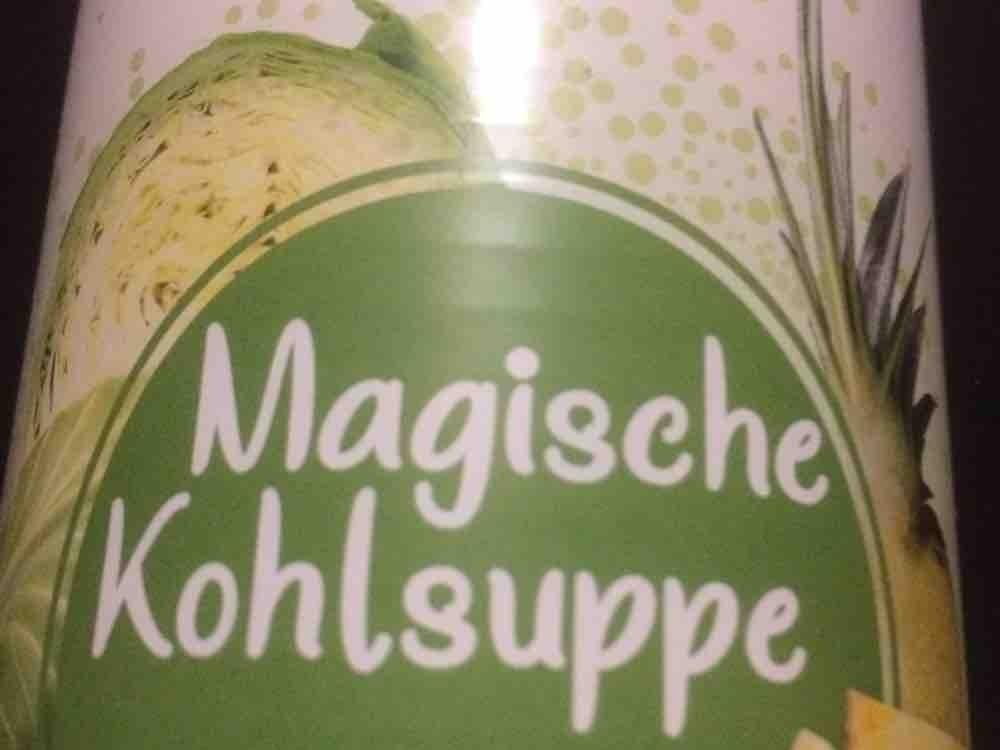 Magische Kohlsuppe Asia-Gemüse von Sabine Hoffmann | Hochgeladen von: Sabine Hoffmann