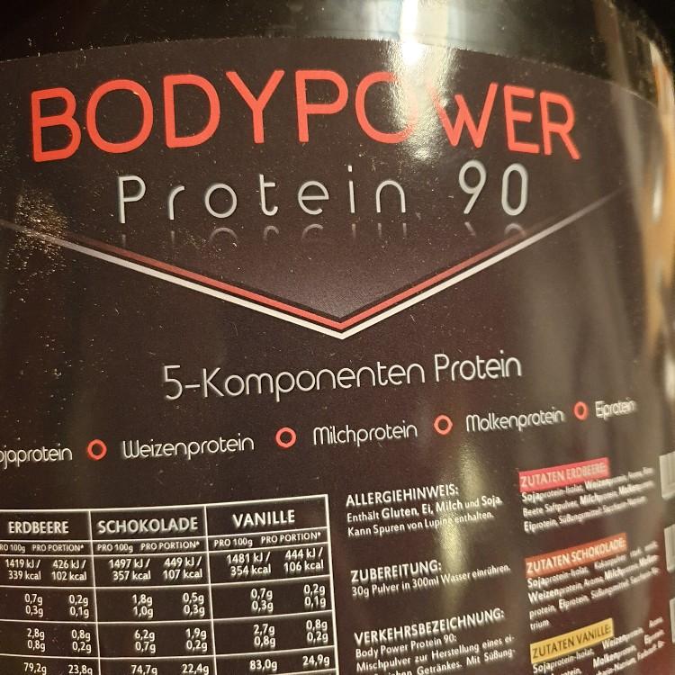 Protein 90 (Schokolade), 5-Komponenten Protein von Dimitra | Hochgeladen von: Dimitra