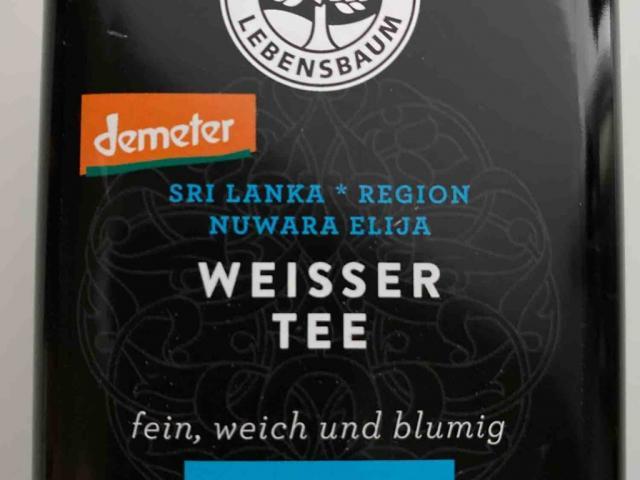 Weißer Tee, Pai Mu Tan von biggira | Hochgeladen von: biggira