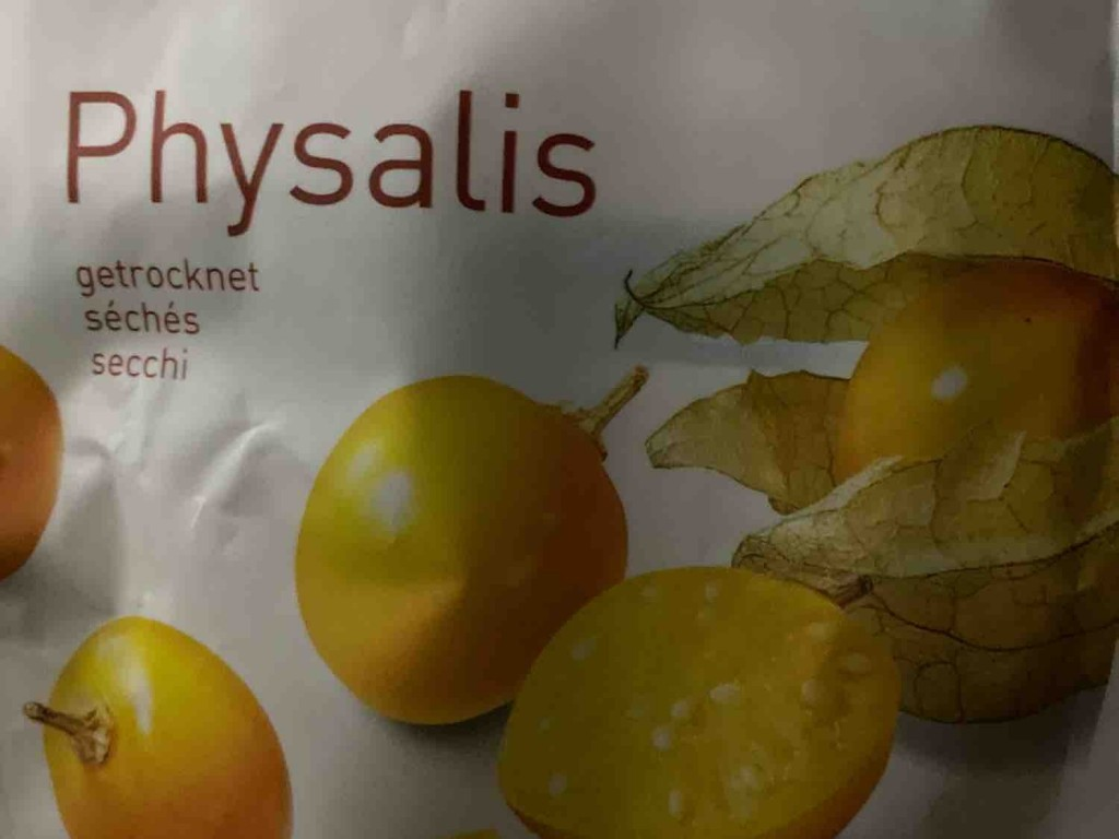 Physalis getrocknet von Kerekzsani | Hochgeladen von: Kerekzsani