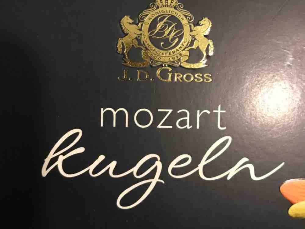 Mozart-Kugeln, Schokolade mit Marzipanfüllung und Nougat von Elocin2015   Hochgeladen von: Elocin2015