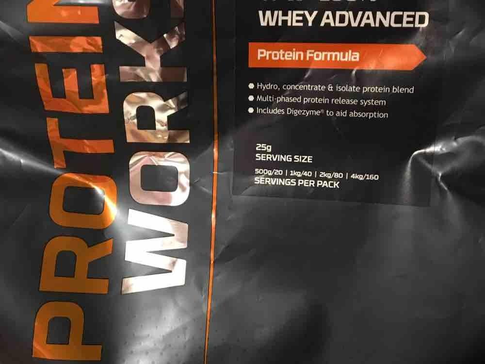 TPW 100% whey Extreme, Double Choc von meyerwurm | Hochgeladen von: meyerwurm