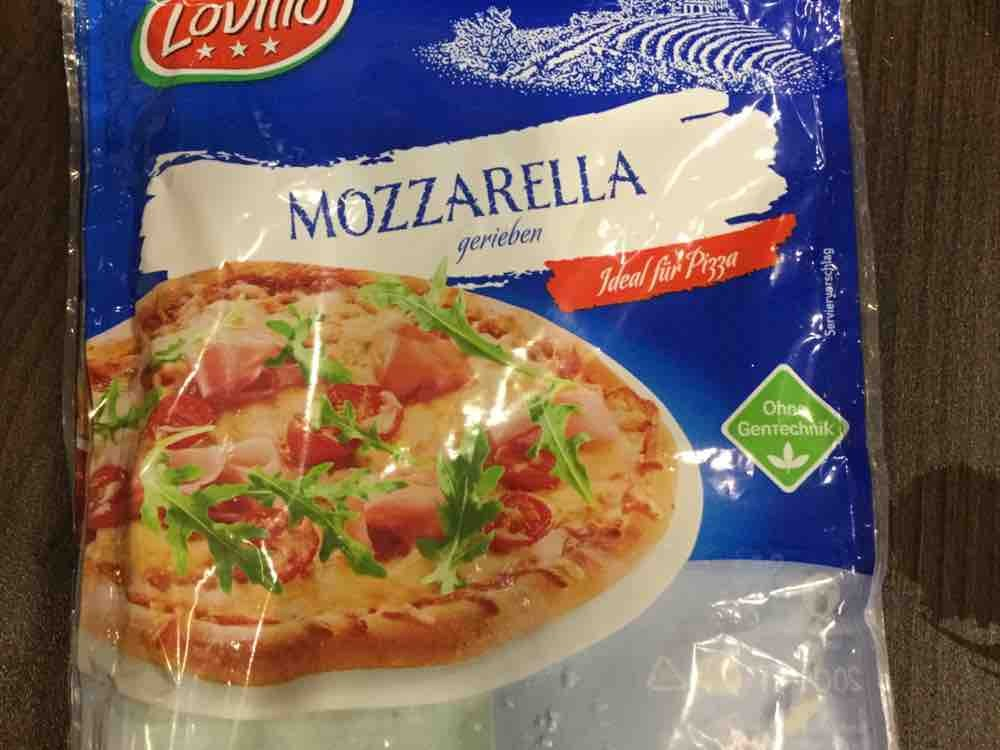 Mozzarella gerieben von Yadum   Hochgeladen von: Yadum