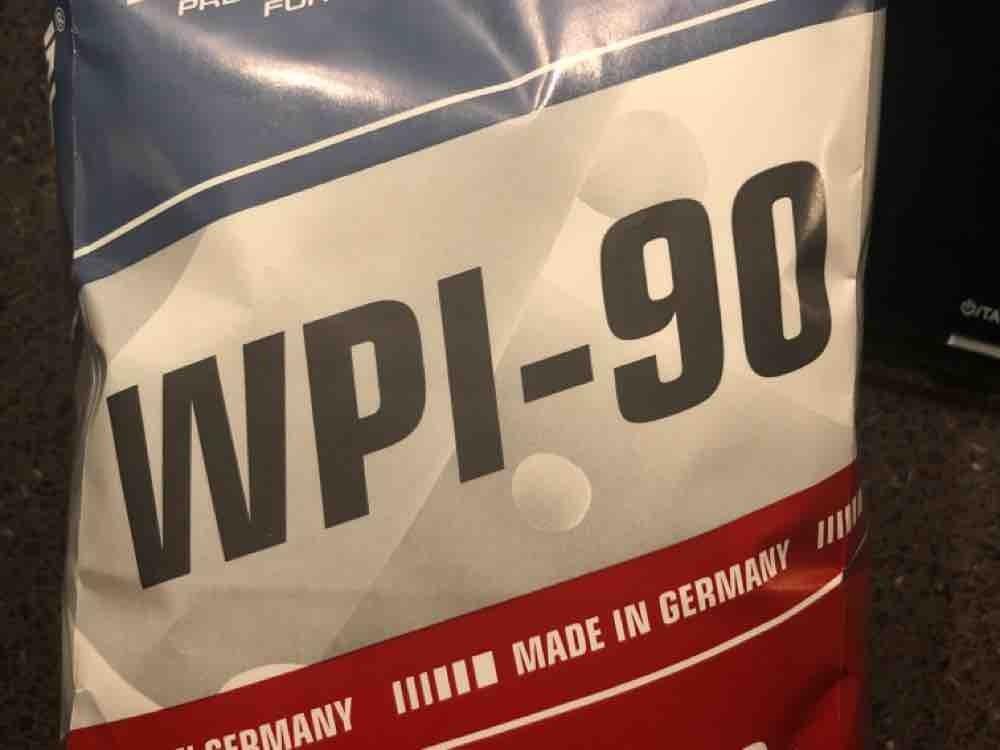 WPI 90, Natural Vanillin von Jensemannder3te | Hochgeladen von: Jensemannder3te