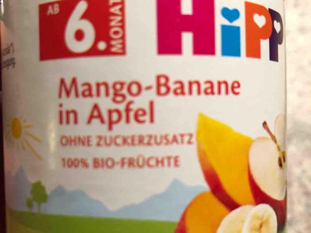 Mango-Banane in Apfel von IrishPride | Hochgeladen von: IrishPride