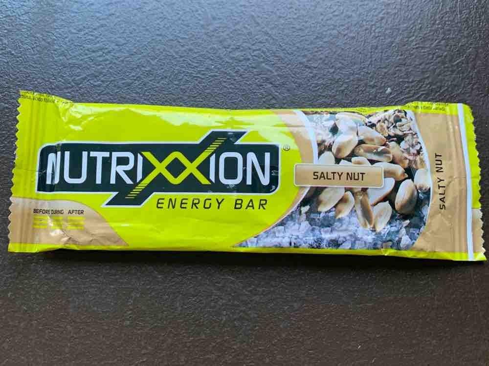 Nutrixxion Energy Bar , Salty nut von te1971 | Hochgeladen von: te1971