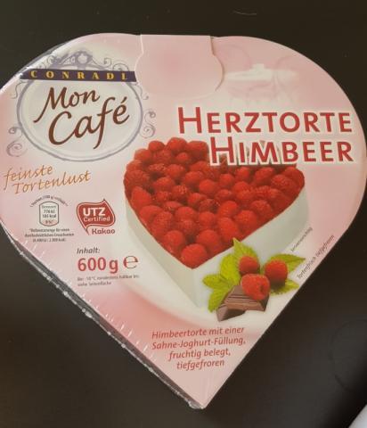 Herztorte Himbeer | Hochgeladen von: Makra24