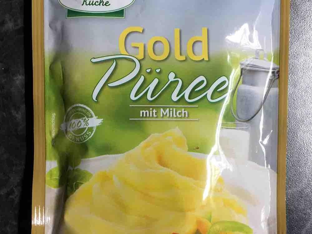 Goldpüree mit Milch von AlexFlynn   Hochgeladen von: AlexFlynn