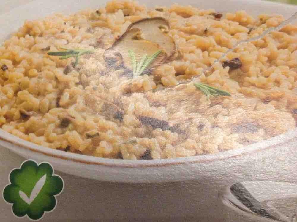 Subito Risotto ai funghi porcini von Zubi | Hochgeladen von: Zubi