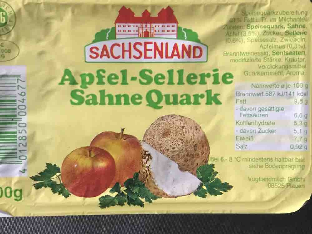 Apfel-Sellerie-Sahne Quark von natbg72 | Hochgeladen von: natbg72