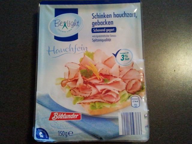 Schinken hauchzart, gebacken | Hochgeladen von: huhn2