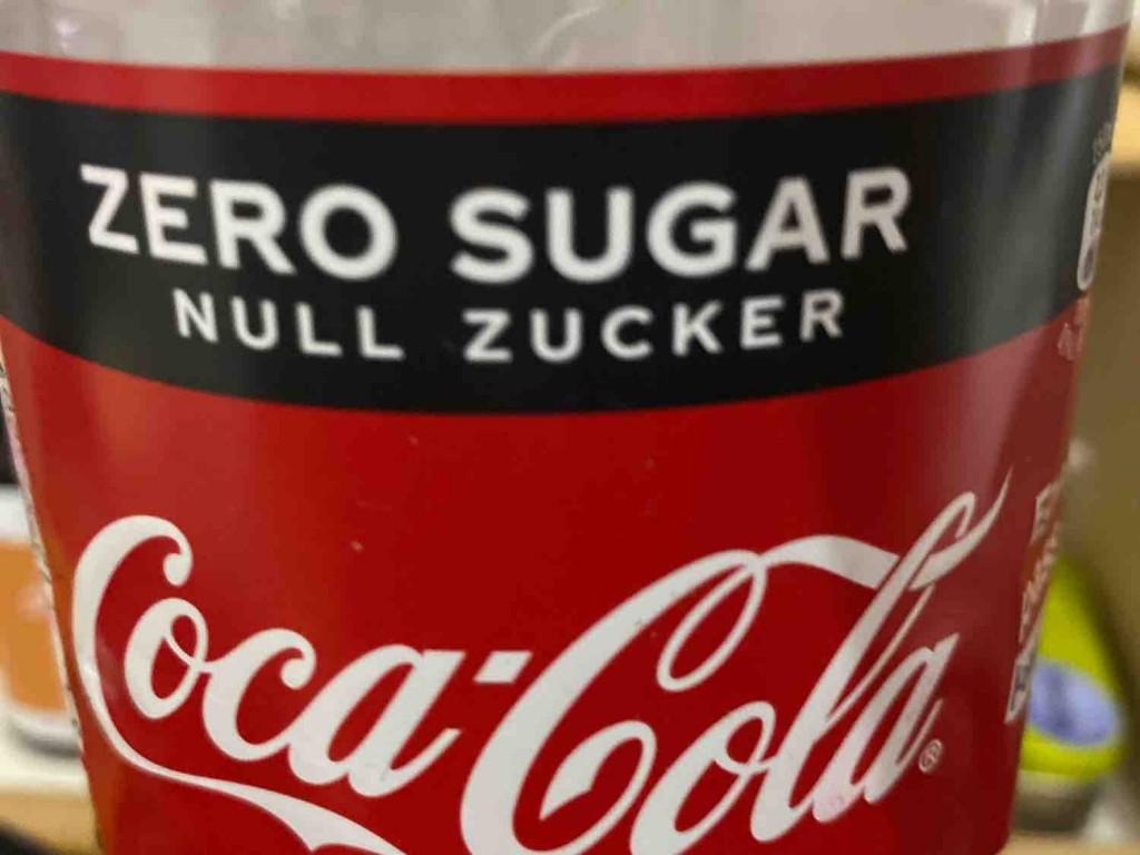 Coca Cola - Zero Sugar von Sickloves | Hochgeladen von: Sickloves