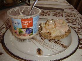 Shrimpssalat, Belight in fruchtigem Joghurt-Dressing | Hochgeladen von: cantaloupe