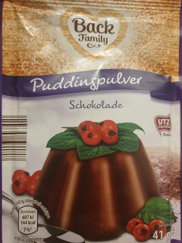 Pudding (Pulver), Schokolade von impulseshape | Hochgeladen von: impulseshape
