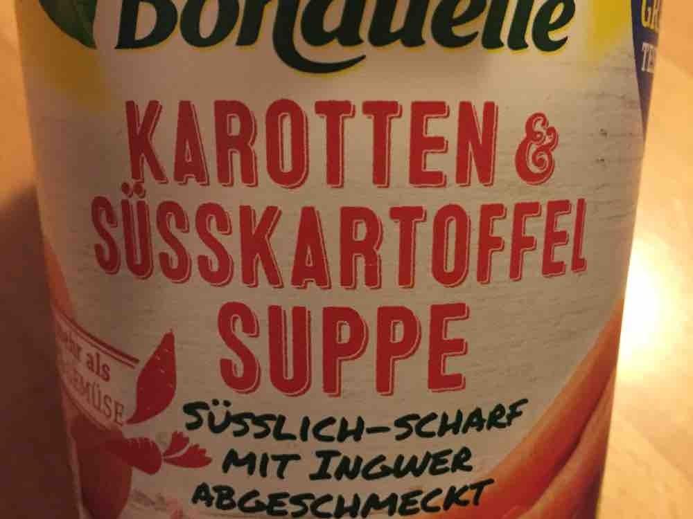 Karotten & Ssskartoffel Suppe von angiedrozd106 | Hochgeladen von: angiedrozd106