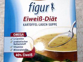 Multaben figur Eiweiß-Diät Suppe, Kartoffel-Lauch   Hochgeladen von: fotomiezekatze