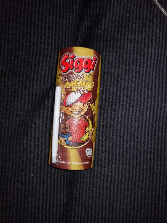 Schoko - Bananen Milch von geroldwirdfit | Hochgeladen von: geroldwirdfit
