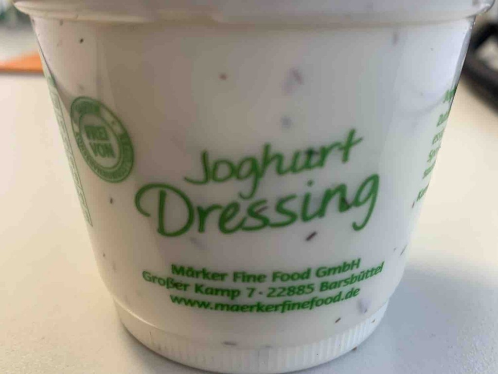 Schanzenbäcker Joghurt Dressing von IBastiI | Hochgeladen von: IBastiI