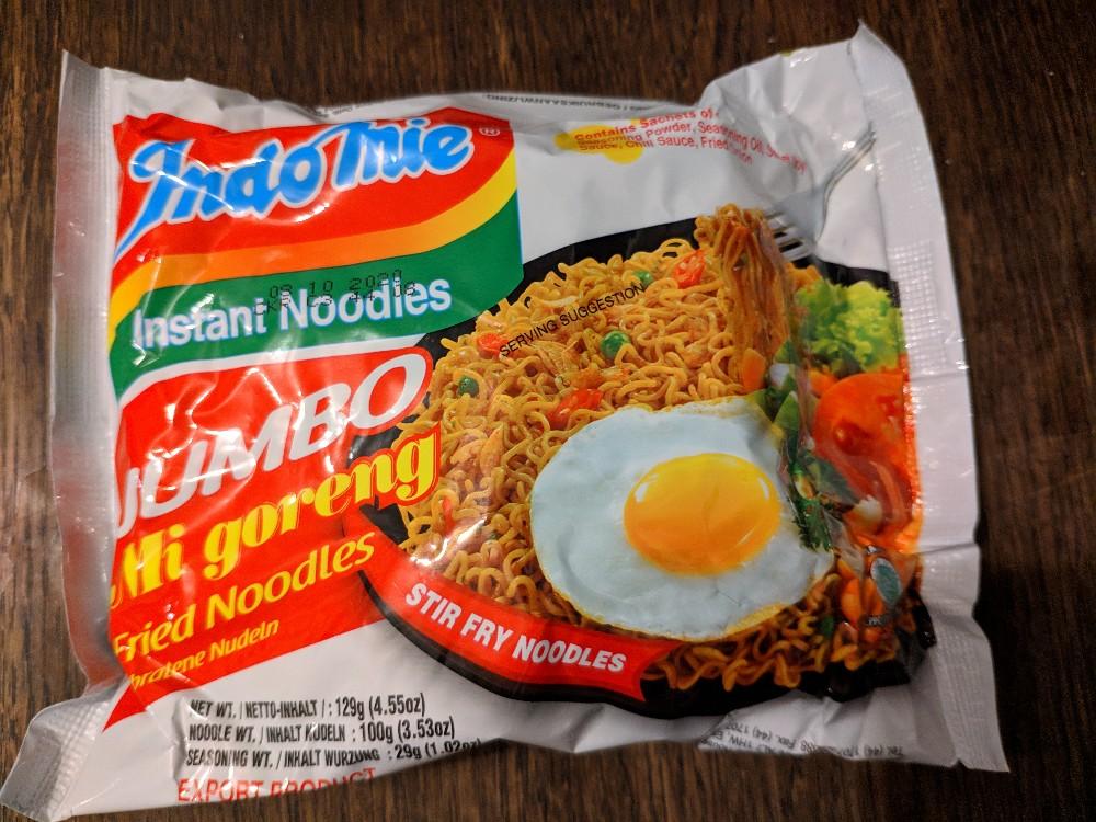 Jumbo Mi goreng, Fried Noodles von Andifront | Hochgeladen von: Andifront