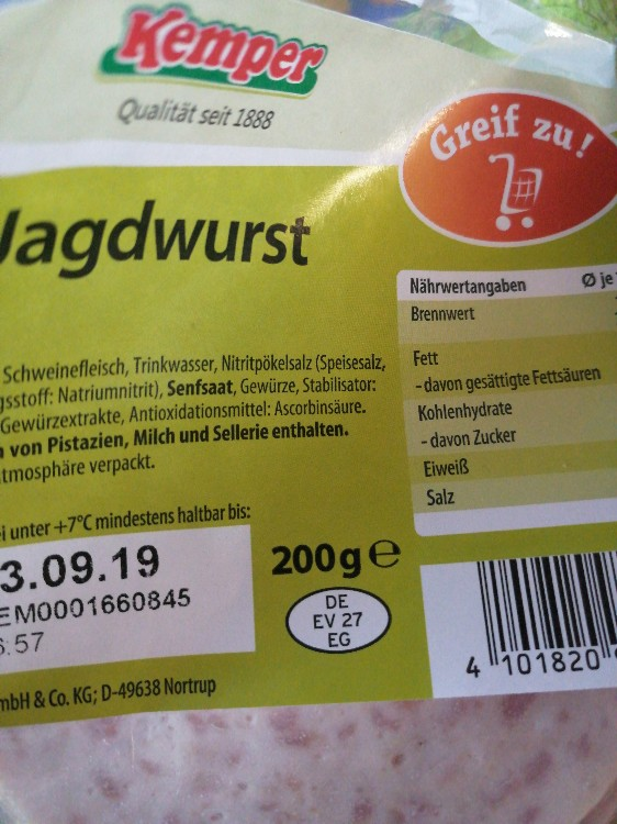 Jagdwurst von Elektrifix1803 | Hochgeladen von: Elektrifix1803