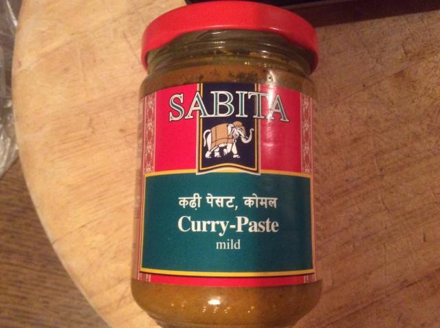 Sabita Curry-Paste   Hochgeladen von: MissNau