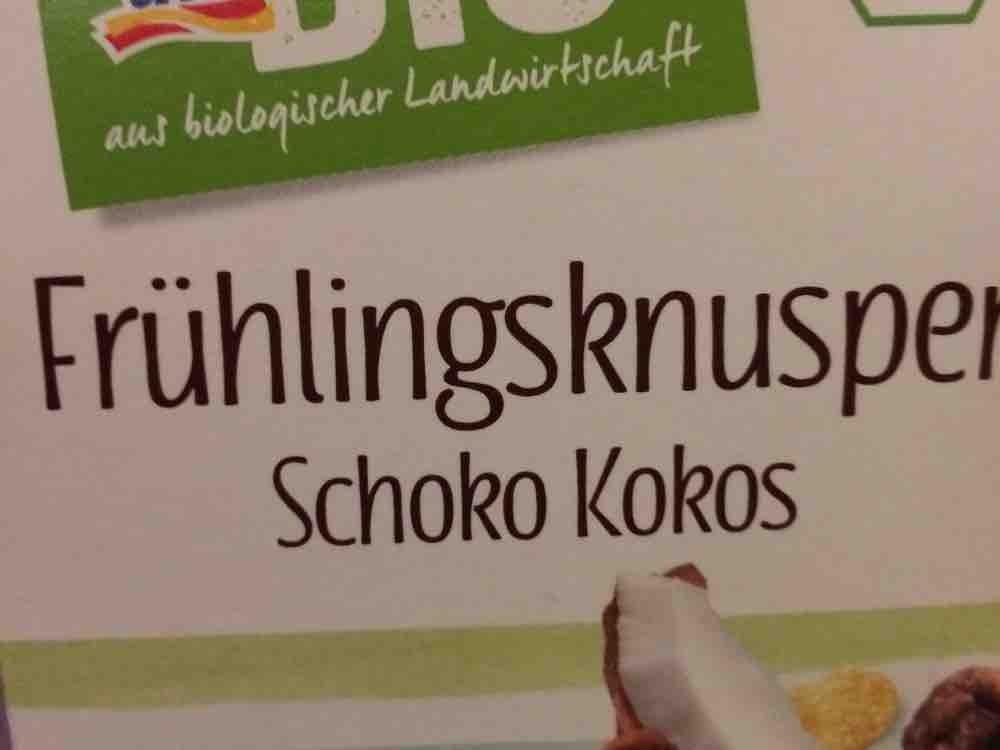 Frühlingsknusper Schoko Kokos, Pralinen von Technikaa   Hochgeladen von: Technikaa