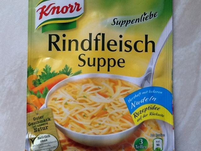 Rindfleisch Suppe | Hochgeladen von: trefies114