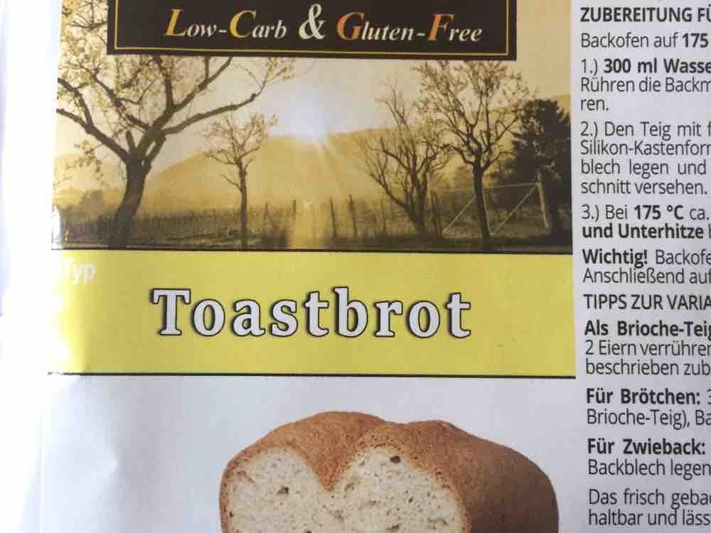 Toastbrot Dr.Almond, Zubereitung mit Wasser von simoneunseld657   Hochgeladen von: simoneunseld657