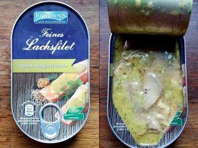 Feines Lachsfilet in Senf-Honig-Dill-Sauce | Hochgeladen von: tigerlillyhh