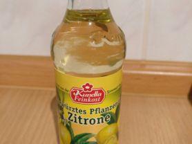Gewürztes Pflanzenöl, Zitrone | Hochgeladen von: ladaflitzer