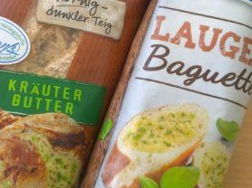 Baguette, mit Kräuterbutter | Hochgeladen von: Yantra