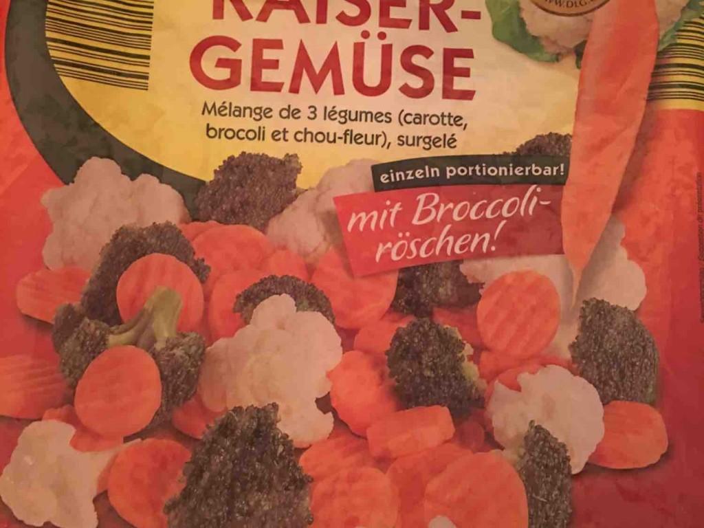 Kaiser Gemüse von mcbru   Hochgeladen von: mcbru