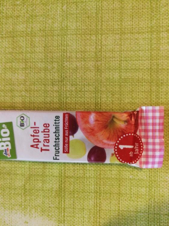Apfel-Traube Fruchtschnitte von fuereinLaecheln | Hochgeladen von: fuereinLaecheln