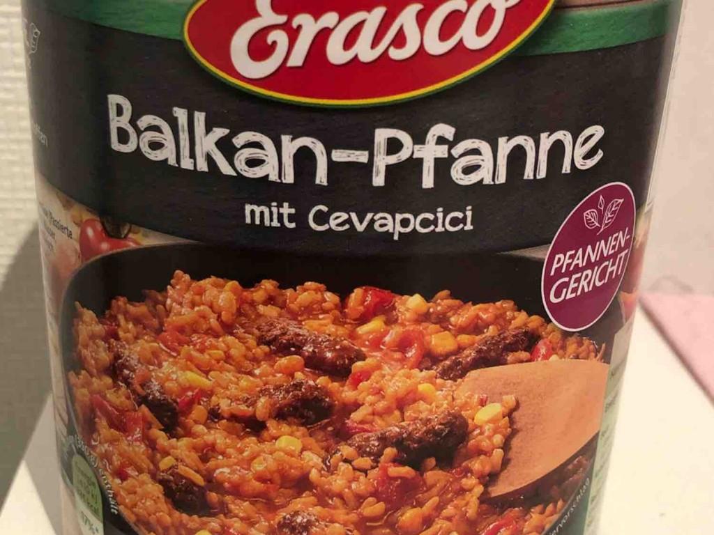 Balkan-Pfanne mit Cevapcici von Marv09   Hochgeladen von: Marv09