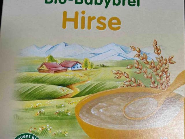 Bio-Babybrei Hirse von AlmavdV | Hochgeladen von: AlmavdV