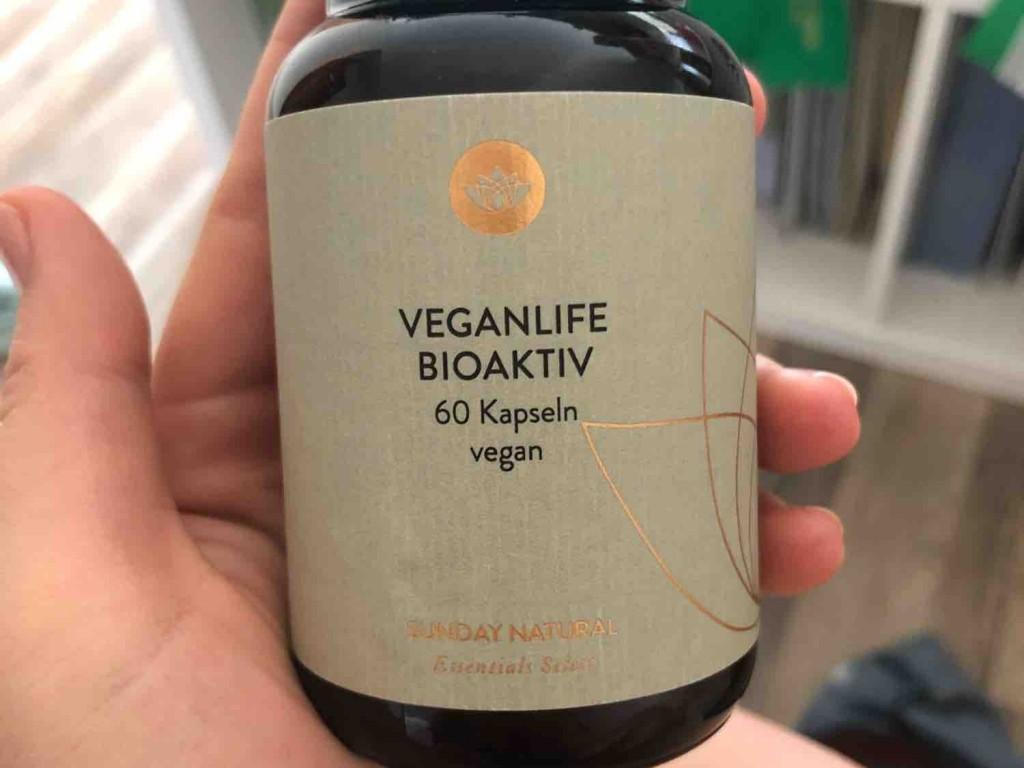 VEGANLIFE BIOAKTIV, 60 Kapseln vegan von lea0609 | Hochgeladen von: lea0609