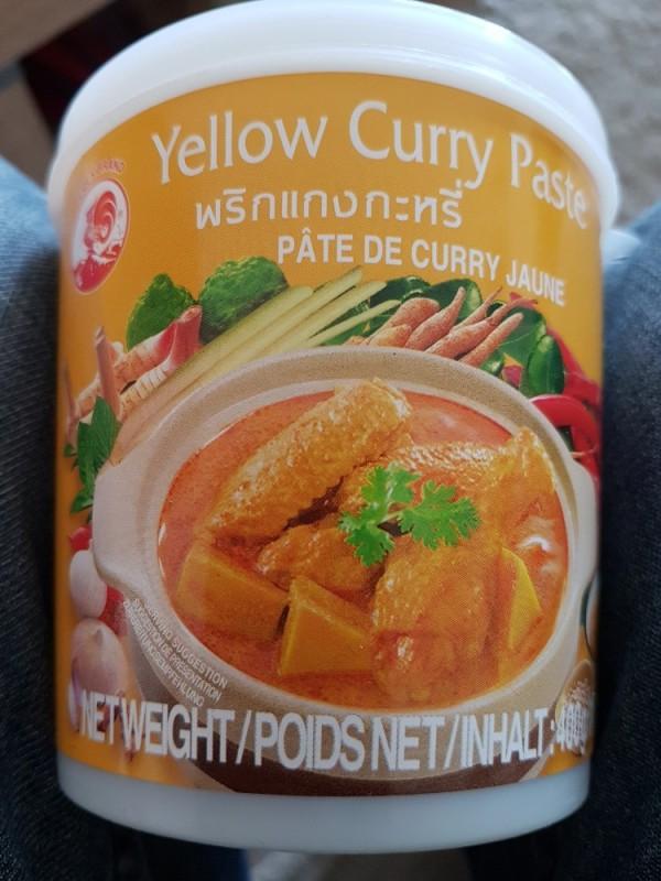 yellow curry paste von Himbeere22 | Hochgeladen von: Himbeere22