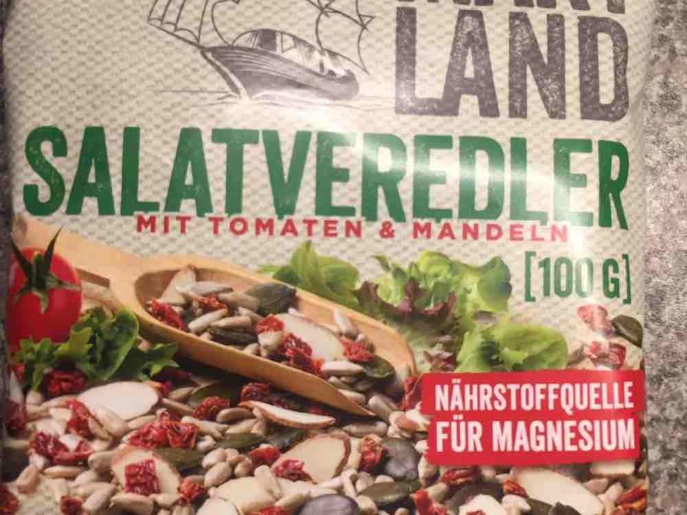 Salatveredler, mit Tomaten und Mandeln von AntiO | Hochgeladen von: AntiO