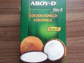 Aroy-D Coconut Milk (Kokosmilch), Kokos | Hochgeladen von: AnniCeBe