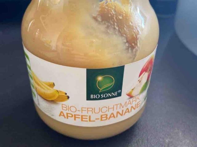 Bio-Fruchtmark, Apfel-Banane von leonieliesegang651 | Hochgeladen von: leonieliesegang651
