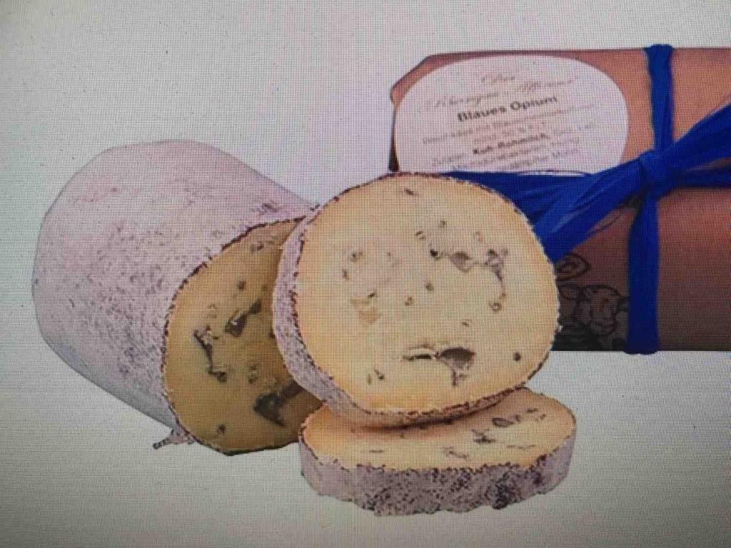 Blaues Opium (Käse) von mickeywiese   Hochgeladen von: mickeywiese