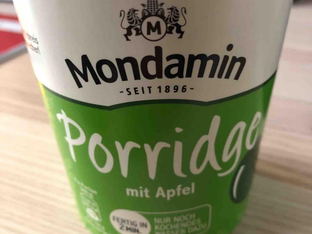 Porridge Apfel von mrsgonk | Hochgeladen von: mrsgonk