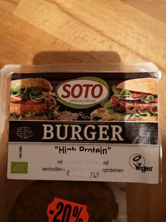 """Burger """"High Protein"""", Vegan Bio von Felixx19794   Hochgeladen von: Felixx19794"""
