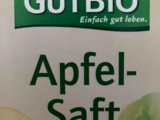 Apfelsaft Direktsaft Naturtrüb von Najo   Hochgeladen von: Najo
