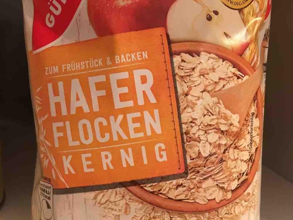 Hafer Flocken, kernig, aus vollem Korn von becky1982 | Hochgeladen von: becky1982