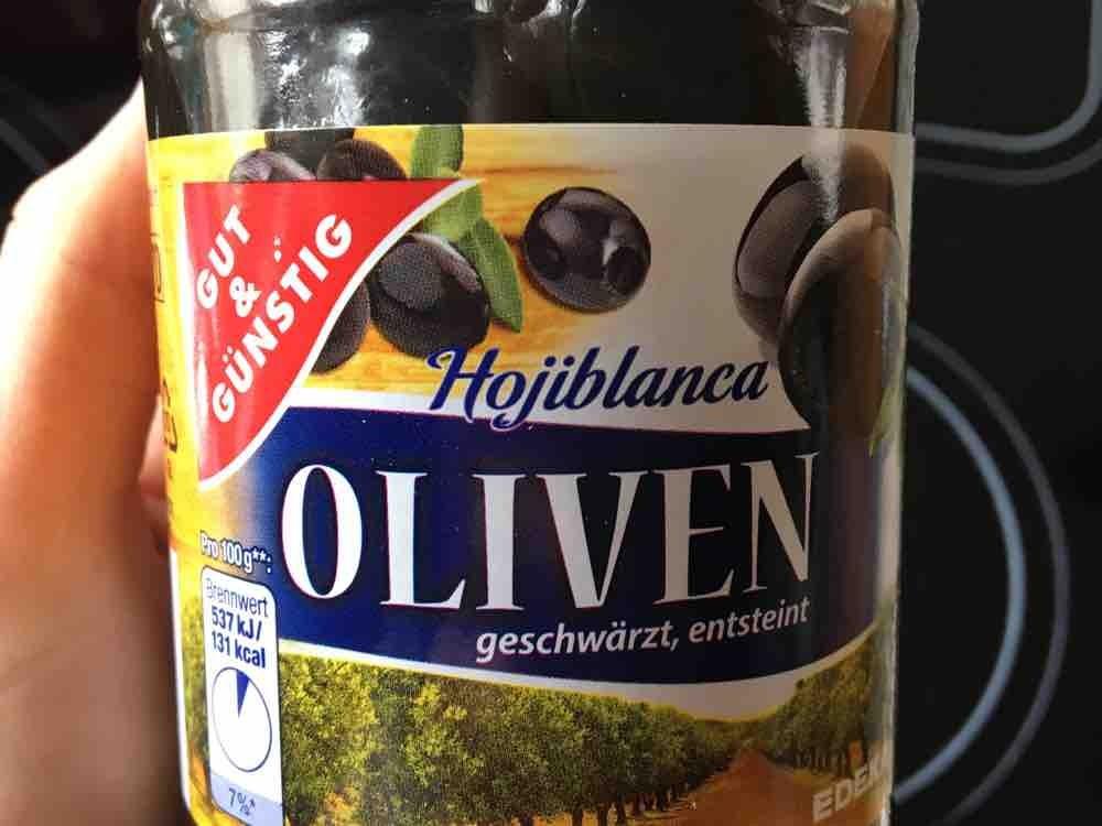 Schwarze Oliven, entsteint von carlottasimon286 | Hochgeladen von: carlottasimon286
